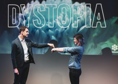 Dystopia - evenement corporate